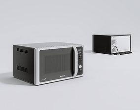 Samsung Microwave 3D