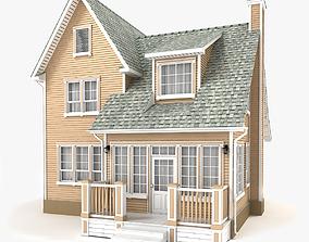 3D Cottage 67