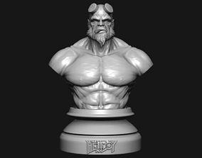 3D printable model HELL BOY 2019