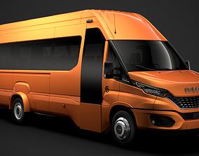 3D Iveco Daily Tourus L5H3 2020