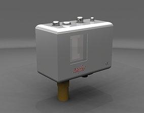 Pressure switch 3D model