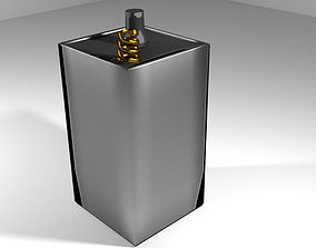 Battery - Type 3 3D
