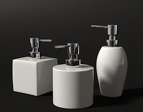 3D asset Soap Dispensers