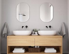 3D model Bathroom 15