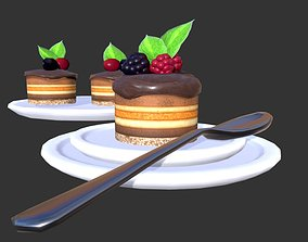 Cupcakes 3D PBR