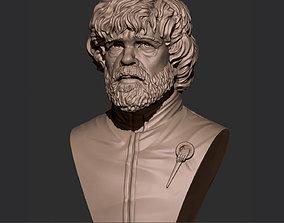 3D printable model tirion Tirion bust