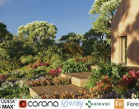 Australian Plant Collection - Include GrowFX 3D model 2