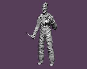 3D printable model Arty the clown
