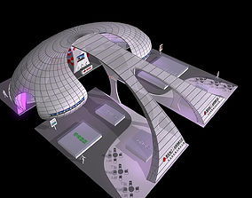 Exhibition - Area -28X31-3DMAX2009-030