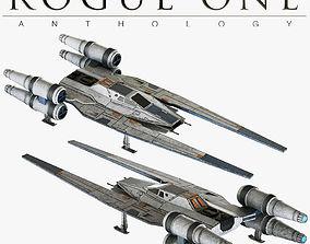 Star Wars U-Wing UT-60D 3D model