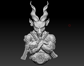 Capricorn Bandit 3D printable model
