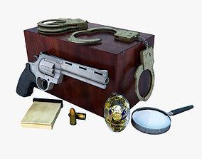 Detective Tools 3D