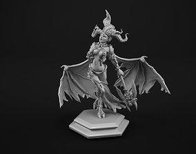3D printable model Succubus