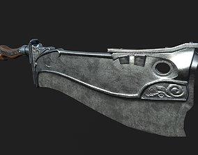 3D model Cleaver 1