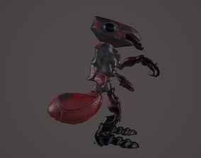 3D model Ant - Giant