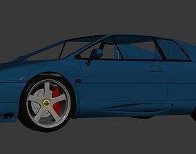 3D model Lotus Esprit 2004