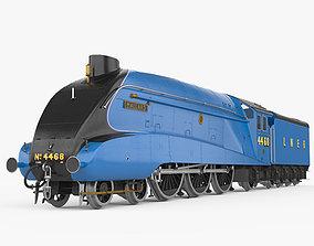 LNER Class A4 4468 Mallard 1938 3D