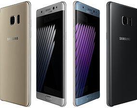 3D Samsung Galaxy Note 7