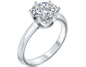3D print model ENGAGEMENT RING jewellery engagement