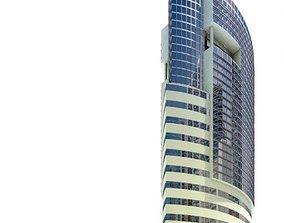 3D model Highrise Building