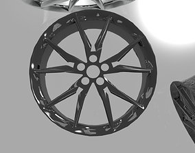 3D print model Rim Lamborghiny Aventador