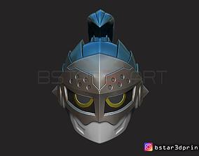 3D printable model Kamen Rider Brave - Helmet for cosplay