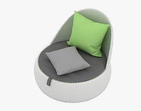 3D Dedon Dala Chair