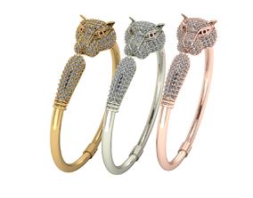 Tiger bracelet 3D model