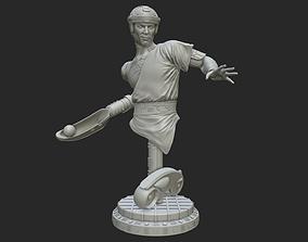 3D print model TRON Bust - Fan Art