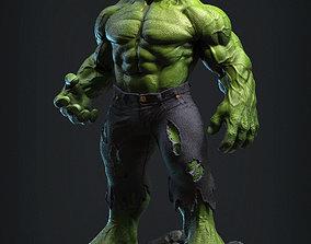 3D print model Incredible Hulk