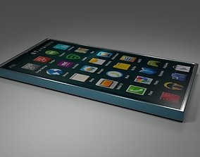 3D model ZTech SmartPhone
