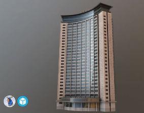 Empress State Building London 3D model