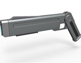shocker 3D Stun gun from Star Trek Discovery TV series