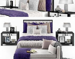 Luxurious Master Bedroom Decor 3D