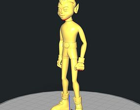 Teen Titan Beast Boy 3D printable model