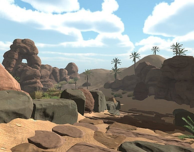 Mysterious Dust 3D model