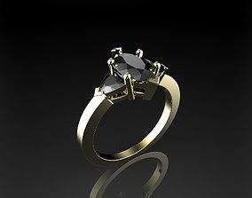 ring 3d print model J158