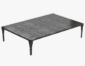 3D model INGRID DONAT TABLE BASSE KOUMBA