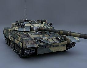 T-80 UDK 3D model