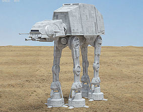 3D model AT-AT Walker