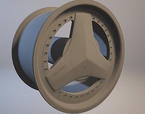 Brabus Monoblock II 3D print model
