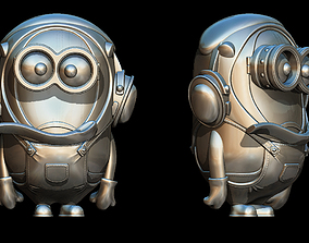 3D printable model MINIONS