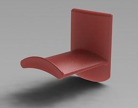 Headphone Mount 3D print model