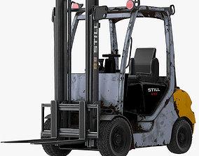 Forklift Still Rx 3D model