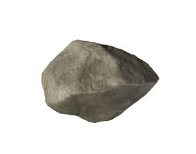 Rock 008 3D model