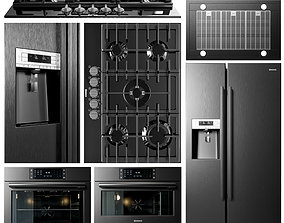 bosch appliance collection 3D