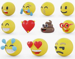 3D model Emoji Collection