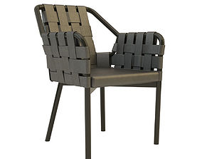 Varaschin chair 3D model
