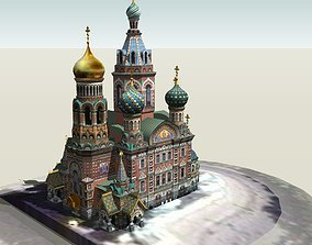 3D Church of the Savior on Blood