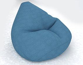 Bean Bag chair 3D model